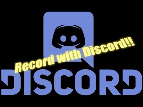 Using Discord to record a podcast