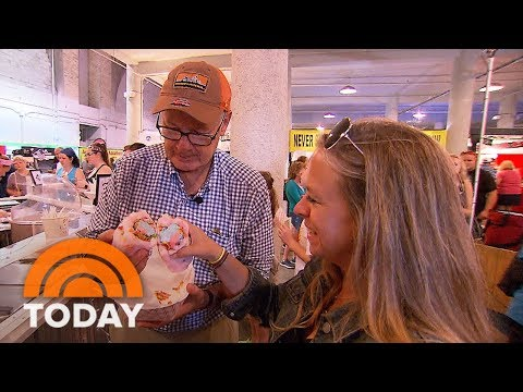 Minnesota State Fair Wows Harry Smith With Culinary Delights | TODAY