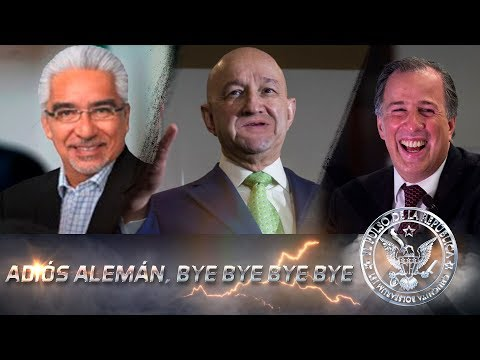 ADIÓS, ALEMÁN, BYE BYE BYE BYE - EL PULSO DE LA REPÚBLICA