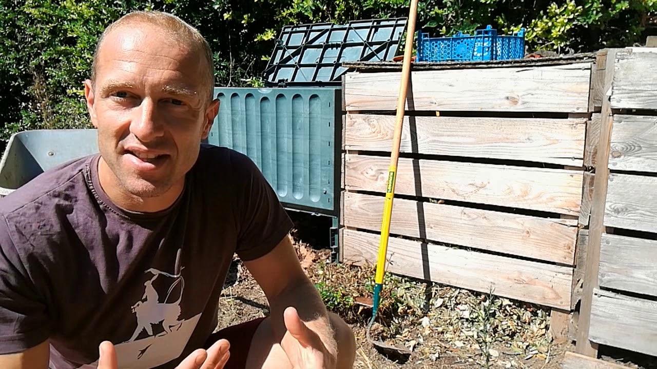 Compost De Feuilles D Érable compost de feuilles mortes