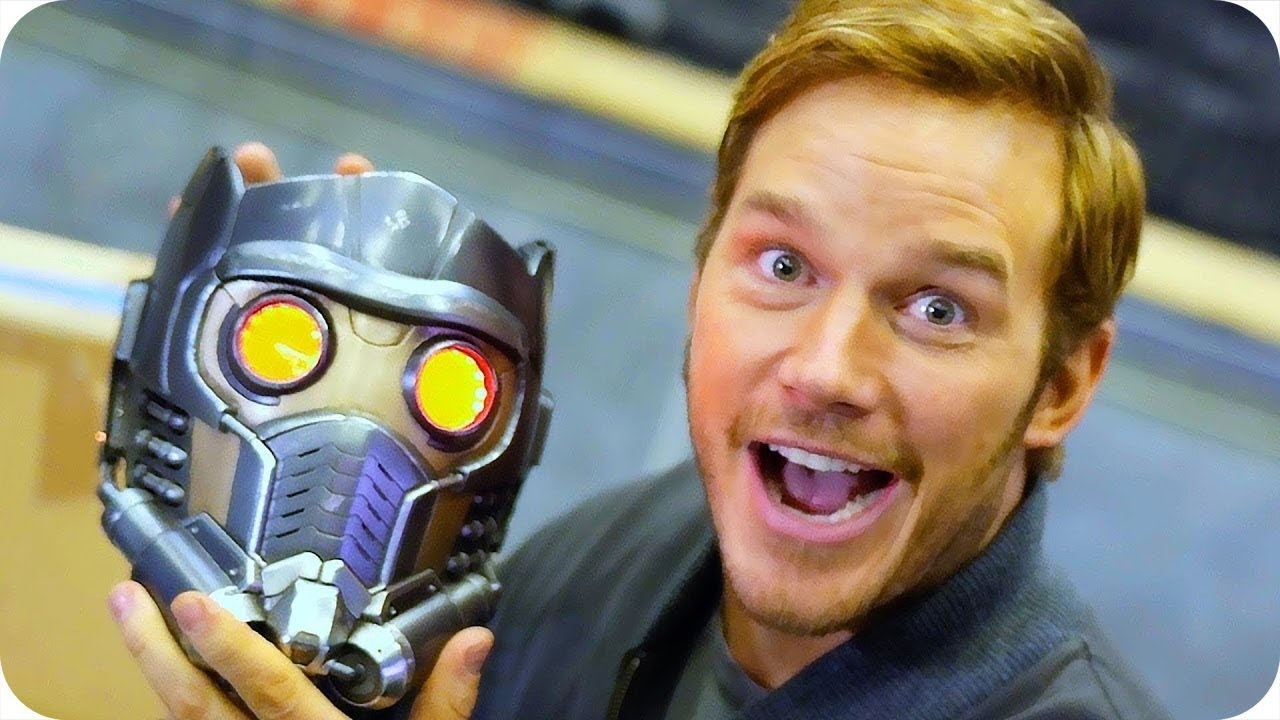 Download Chris Pratt Shows You Around the Set of Guardians of the Galaxy Vol. 2 // Omaze