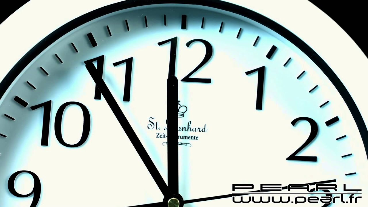NC7121 Horloge étanche radio pilotée
