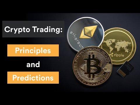 Crypto Trading - Principles and Predictions