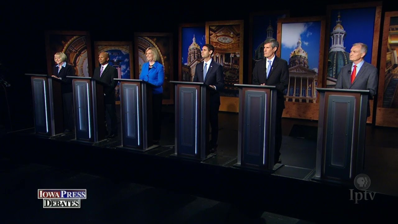 Is it possible for Iowans to keep it civil when talking politics?