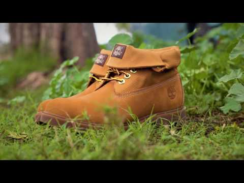 timberland roll top Shoe Doctor L.A