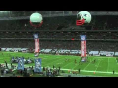 American Football in England