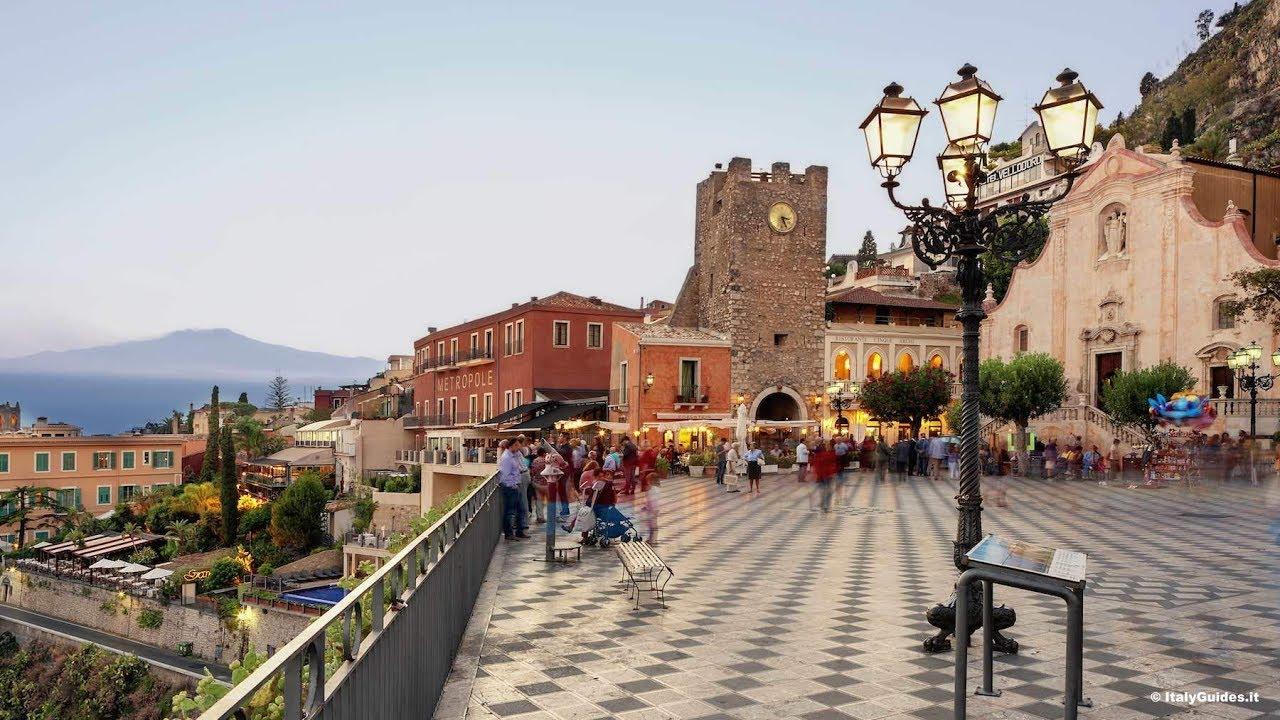 Da Aci Castello a Taormina  YouTube