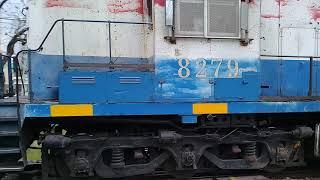 Emergencia sanitaria ferroviaria por el COVID-19 (111): Tren Bobinero (vacío) de NCA