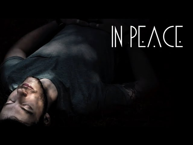 In Peace - Caravelle (Official lyrics video)