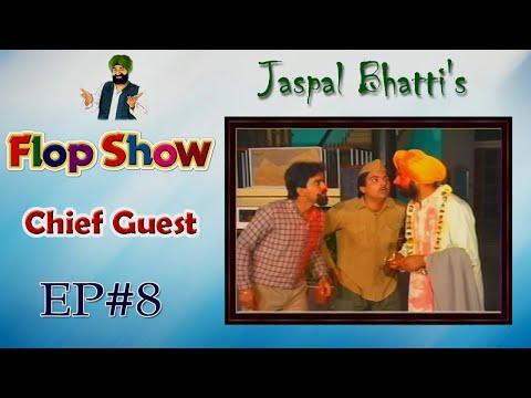 Jaspal Bhatti's Flop Show :  Ep 8