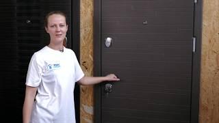 видео Какие двери поставить в деревянный дом- отзывы и советы- Дверной консультант