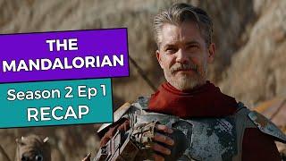 The Mandalorian: Season 2 Episode 1 RECAP