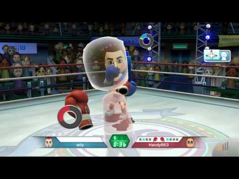 Wii Sports Club Online - Part 5 - Boxing