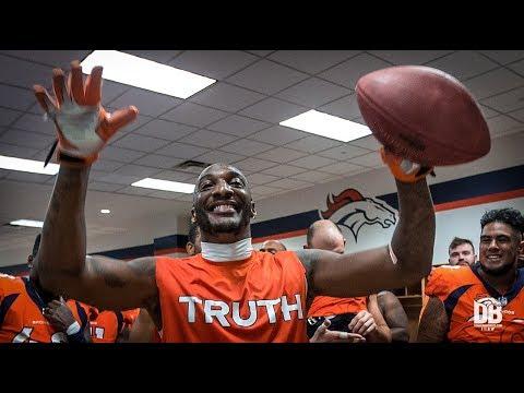 Victory Speech: Broncos vs. Cowboys