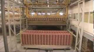 BRAAS - proces produkcji dachówek