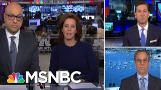 What Does Buzzfeed's Report Mean For President Donald Trump? | Velshi & Ruhle | MSNBC
