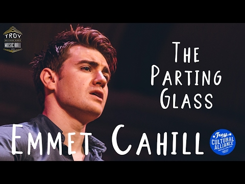 The Parting Glass - Emmet Cahill Unplugged at the Troy Savings Bank Music Hall