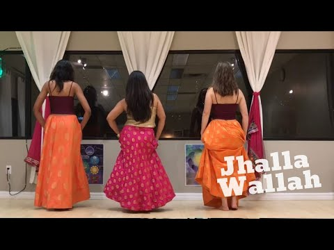 Jhalla Wallah Dance Cover | By Dance Bollywood |.  Learn the Steps and Send Us Your Video :)
