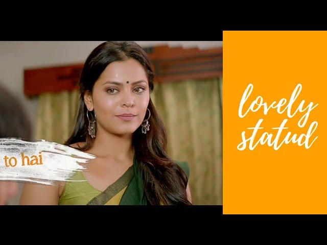 Lovely status #love ????????????    #STATUD ATTITUD. #WHATSAPPSTATUS