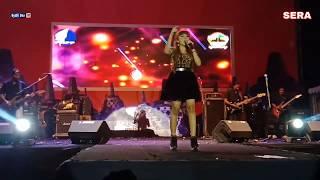 Ngomong apik apik Adelia Sanca ft OM SERA live in Jateng Fair 2019