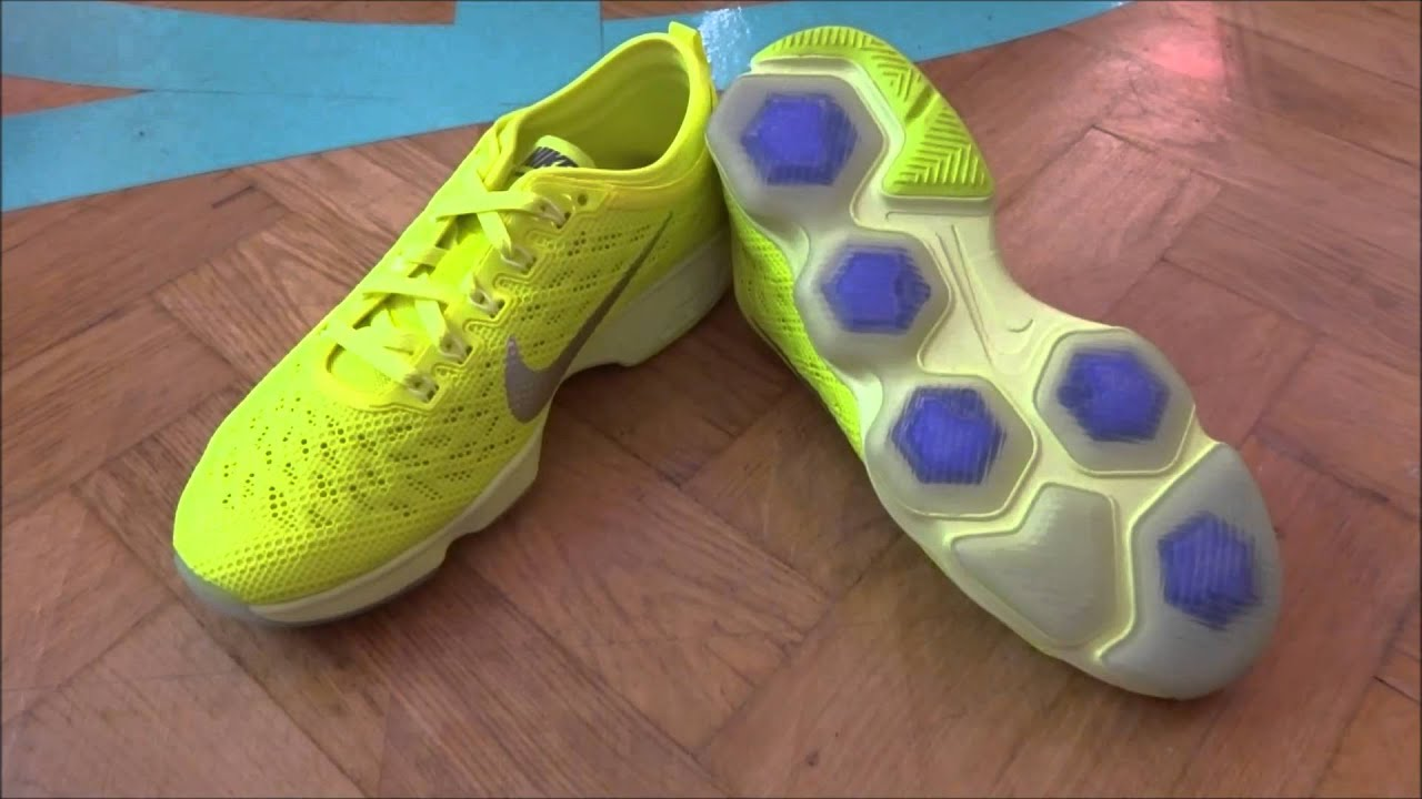 nike zoom agility review