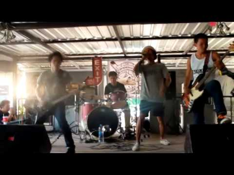 Bullet Brain Live @Chonburi Hardcore Fest2