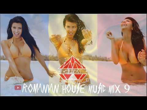 Best Romanian House  Music 2017 | Muzica Noua Romaneasca V9 ▲Dj Gritas▲