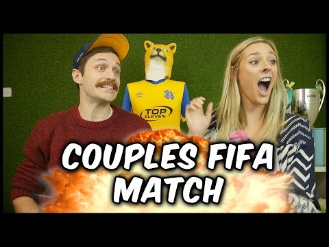COUPLES FIFA MATCH - $500 ON THE LINE!