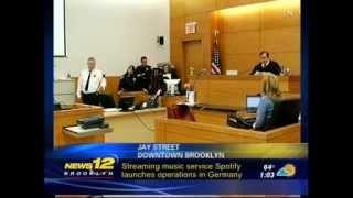 Murder Suspect Levi Aron Back In Court