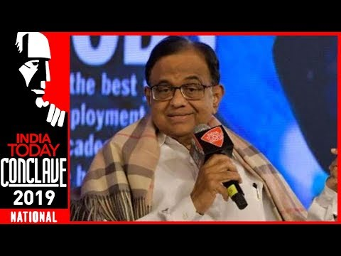 IAF Doesn't Belong To BJP: Chidambaram Says BJP Claimed Credit For Airstrikes | IT Conclave 2019