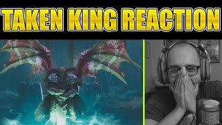 The Taken King Live Reaction and First Impressions   Destiny The Coming War