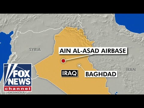 Pentagon claims no US causalities following rocket attack on Iraqi base