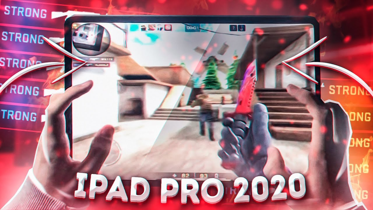 iPad Pro 2020 Unboxing + Handcam Pro Gameplay | Standoff 2 & Critical Ops | 4 Finger Claw HUD