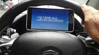 Real Racing 3: Steer With Real Car Steering!!!