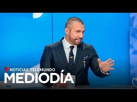 Rafael Amaya regresa por la puerta grande a Telemundo | Noticias Telemundo
