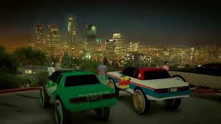 I REMEMBER Quando Rondo ft lil baby (GTA5)