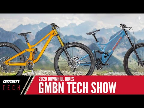 All New Downhill Bikes and Tech | GMBN Tech Show Ep. 81