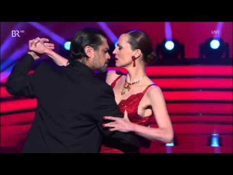 Showact Tango | Bayerischer Filmpreis 2016 + Gran Finale | Nicole Nau & Luis Pereyra