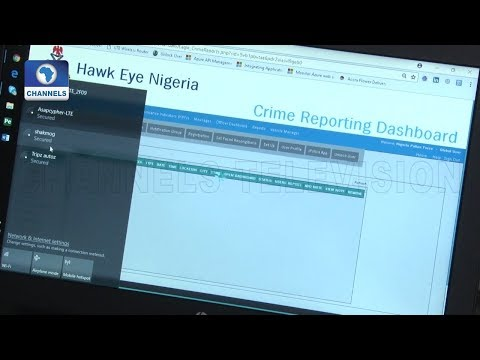 Lagos Based Tech Firm Develops Crime Reporting App |Tech Trends|