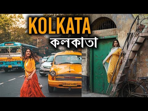 MY FIRST TIME IN KOLKATA! | Travel vlogs | #LarsaTravels