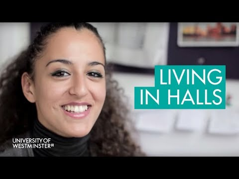 Living in Halls - Student Accommodation at University of Westminster