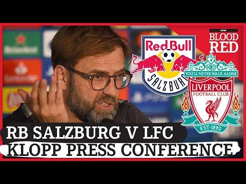 Jurgen Klopp FULL Pre-Match Press Conference | RB Salzburg V Liverpool