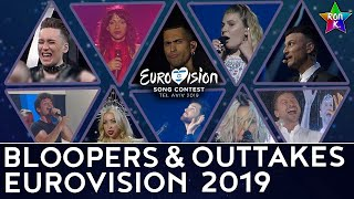 Eurovision 2019: Bloopers, outtakes and funny moments (Ron K.)