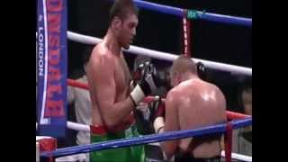 Tyson Fury Punching Himself In The Face 2