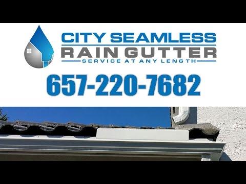 New Seamless Gutters 657-220-7682 Orange Park Acres CA