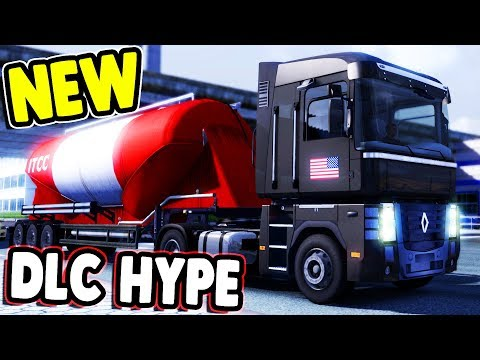 BUILDING NEW TRUCK & ITALY DLC HYPE - New Map Expansion Soon | Euro Truck Simulator 2 Gameplay