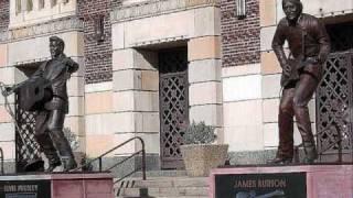 Elvis has left the building -1956