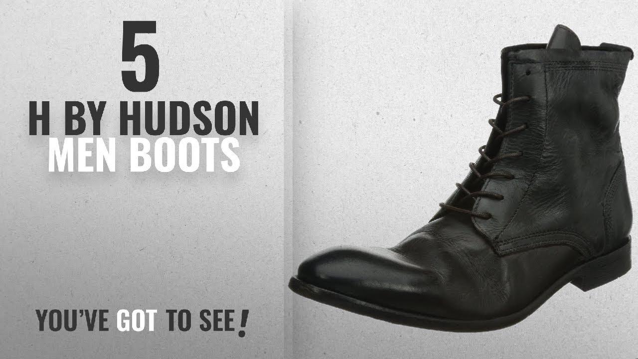 f0868724924e3 Top 10 H By Hudson Men Boots   Winter 2018    H by Hudson Men s ...