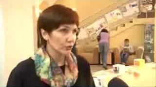 Книжный шкаф подведение итогов Репортаж саровского городского телевидения(, 2015-09-16T10:33:20.000Z)