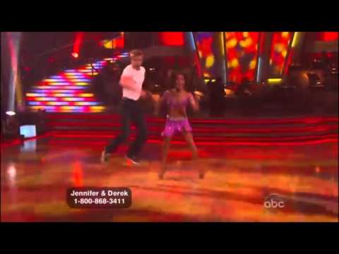 Jennifer Grey Dancing With The Stars Freestyle